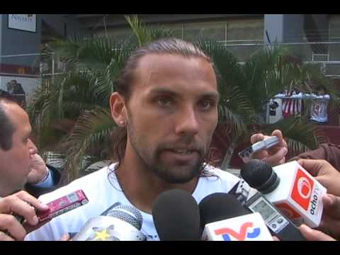 Zamogilny habla sobre la copa Libertadores