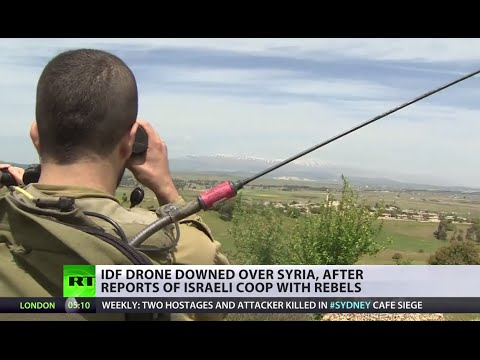 israel - Syrian military officials claim they've managed to take down an Israeli drone in its airspace. It was downed while flying over the Druze village of Hadar, which is one of the Assad-forces stronghol...