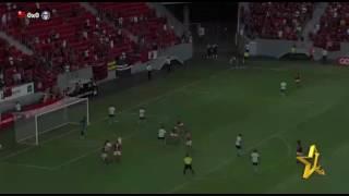 Grêmio 0x2 Flamengo   Primeira liga 2017