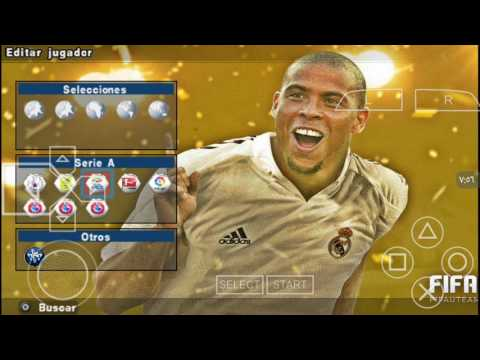 FIFA2018 Pro New Patsh Ppsspp Iso ANDROID