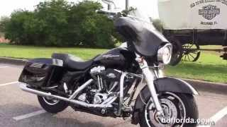8. Used 2006 Harley Davidson Street Glide Motorcycles for sale FL