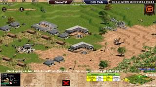 2vs2 Random | GameTV vs BiBi Club | Ngày 14-5-2018 | BLV:Hải Mario