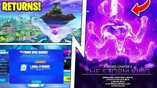 "Season 6 ""DARK MATTER"": Battle Pass, Dark Devourer, Floating Island!"