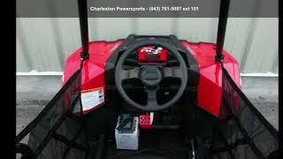 9. 2018 Polaris® ACE® 150 EFI Indy Red