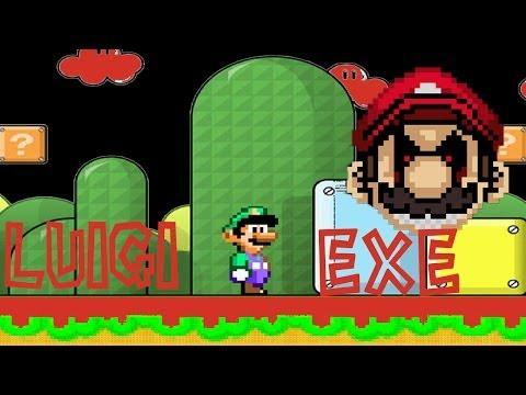 Luigi.exe   The Nightmare Begins?