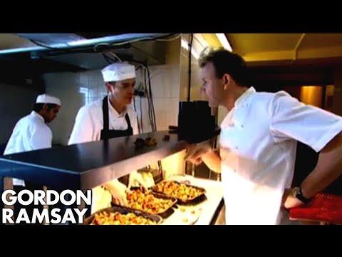 Shocking News When Gordon Returns to Restaurant Kitchen - Gordon Ramsay