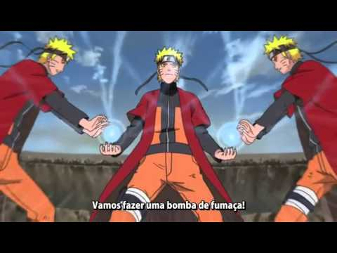 imperdibile scontro: naruto vs pain