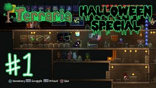 Playing Terraria (Part 1) (KID GAMING)