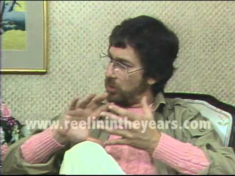 Steven Spielberg Interview 1982 E.T. Poltergeist Brian Linehan's City Lights