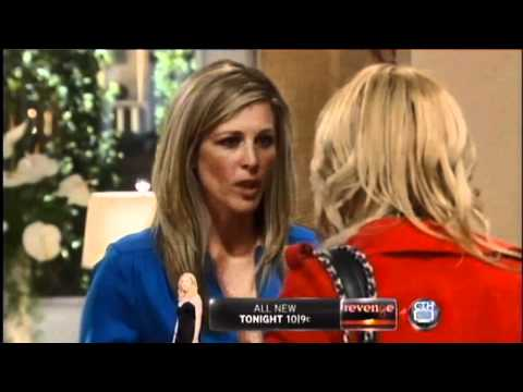 General Hospital_Carly And Connie Cat Fight (видео)