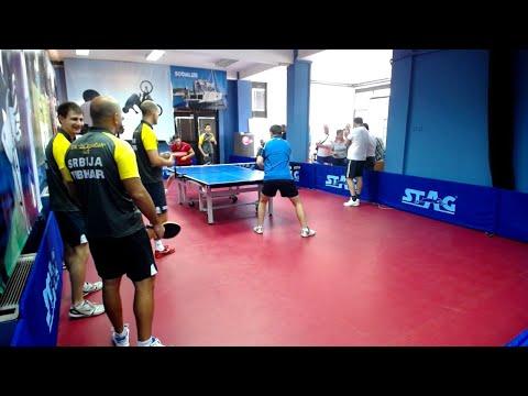 RSTSN vs. MKD (Table Tennis - Friendly match)