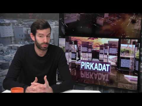 PIRKADAT: Fekete Győr András