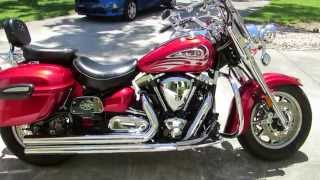 9. FOR SALE 2010 YAMAHA 1700 ROAD STAR SILVERADO S