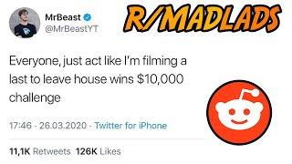 Mr. Beast is a MADLAD! | r/MadLads (top posts)