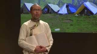 日本で唯一のチベット医の爆笑トーク!「はじまりを知れば未来が見えてくる」 小川康氏 TEDxSaku