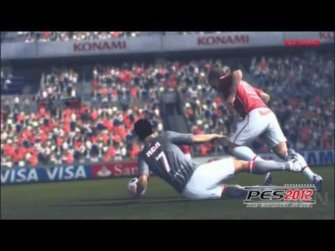 soccer trailer - Check out the new trailer for Pro Evolution Soccer 2012, the new footbakk game straight from Konami. It's like playing real football!