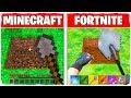 juego A Minecraft Dentro De Fortnite