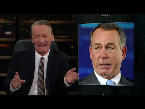 New Rule: Fetish Patriotism | Real Time with Bill Maher (HBO)