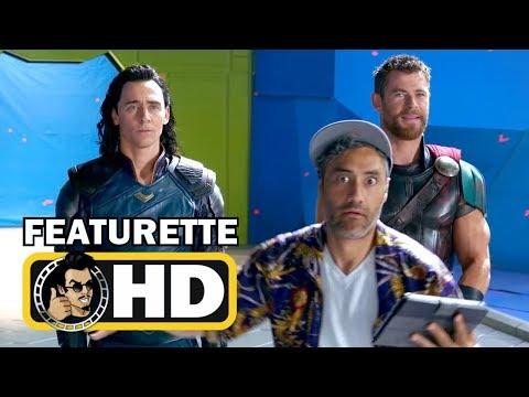 THOR: RAGNAROK (2017) Outtakes & Bloopers #1 |FULL HD| Marvel Superhero Movie