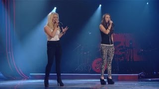 Indie and Pixie perform 'Perfect' - The Voice UK - Blind Auditions 4 - BBC One