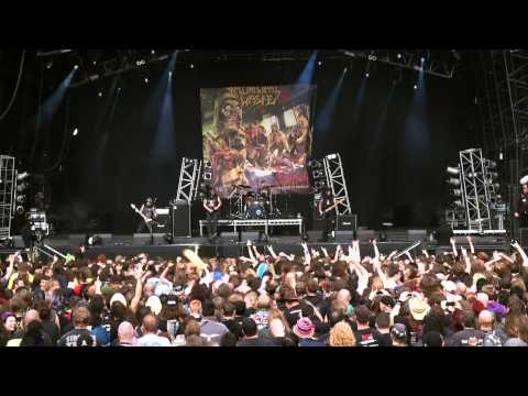 Municipal Waste - The Mind Eraser - Live
