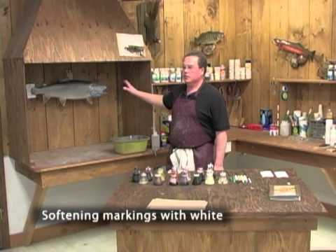 How to Paint a Lake Trout