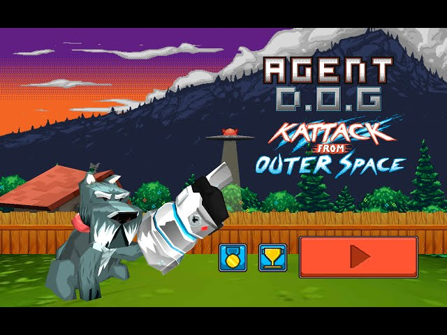 Agent D.O.G. | Launch Trailer | Android Release