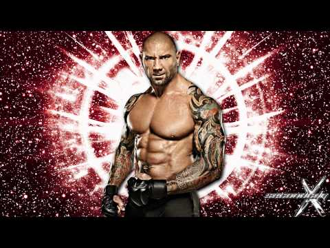 "WWE: ""I Walk Alone"" ► Batista 4th Theme Song"