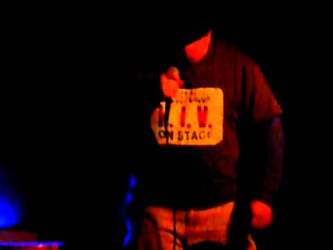 HIV at Open Mic hosted by Alex Ortiz