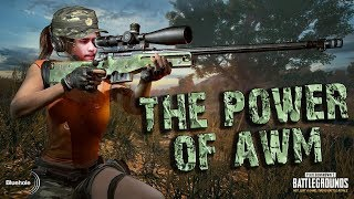 Video THE POWER OF AWM - MrOcto PUBG Highlights #7 MP3, 3GP, MP4, WEBM, AVI, FLV April 2018