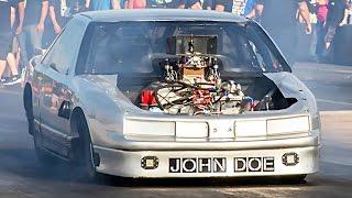 JOHN DOE Nitrous BEAST Returns to Outlaw Armageddon! by 1320Video