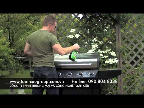 All-Purpose (Original) Simple Green Cleaner_Tẩy rửa dầu mỡ, cặn bẩn cực nhanh
