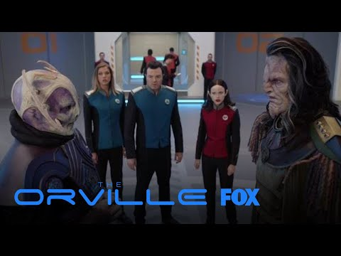 Ed Tries To Mediate The Peace Treaty | Season 1 Ep. 9 | The Orville