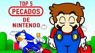 En este video veremos los 5 peores errores de la gran NPróximamente los de PlayStation y Xbox :D 🌍    Redes    🌎► Facebook: https://www.facebook.com/jugamerlandia/ ► Twitter : https://twitter.com/JUGAMER1 ► Instagram: https://www.instagram.com/jugamermania/► Facebook Nilcer: https://www.facebook.com/nilcersan► Visita Nuestra Web:http://jugamerlandia.com/ Los pecados de NintendoNintendo Switchel nacimiento de playstationPs4 PRO Xbox one XNes miniSnes mini