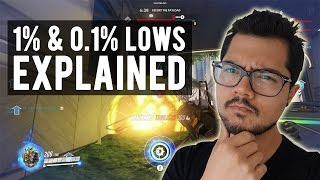 Demystifying 1% and 0.1% low frame times!Scott Wasson's article: http://bit.ly/2oaJpLxGamersNexus website: http://www.gamersnexus.net/GamersNexus channel: https://www.youtube.com/user/GamersNexusGamersNexus video on 1% and 0.1% lows: http://bit.ly/2pek8iP▷  My Amazon LinkUS: http://amzn.to/2m5PBXBCanada: http://amzn.to/2ngZxtjUK: http://amzn.to/2m1EdH7▷ BITWIT ULTRA not available in your country? Get all the same perks on my Patreon page: https://www.patreon.com/bitwit▷ MY STOREhttp://www.bitwit.tech/store/▷ FOLLOW ME Twitter: www.twitter.com/bitwitkyle (@bitwitkyle)Instagram: @bitwitkyleTwitch: http://www.twitch.tv/bitwitky✉ SEND FAN MAIL TO:BitwitP.O. Box 1449La Mirada, CA 90637▷ CREDITSThe Passion HiFi - http://www.twitter.com/Passion_HiFiKevin Macleod - http://www.incompetech.comAudio file(s) provided by http://www.audiomicro.comNoCopyrightSoundshttps://www.youtube.com/user/NoCopyrightSounds