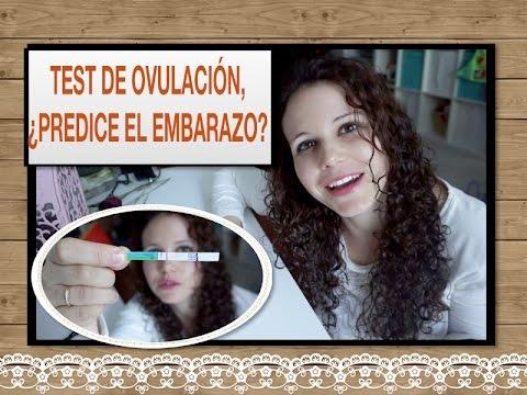 TEST DE OVULACIÓN ¿PREDICE EL EMBARAZO?   Sandra Ss