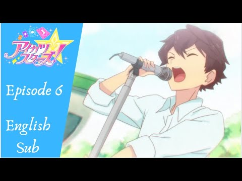 Aikatsu Stars! Episode 6, Rock! Rock Girls! (English Sub)