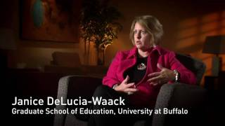 UB Research - Alberti Center Stands up to Bullies - 3/28/2011