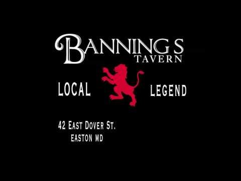 Bannings Tavern of Easton Maryland