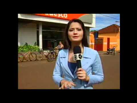 Dois feridos em assalto em Conceição das Alagoas