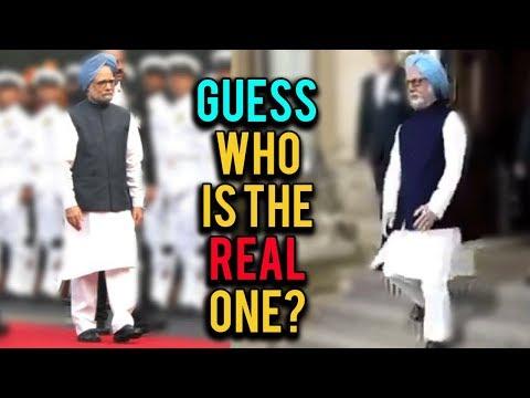 Anupam Kher AS Dr. Manmohan Singh - LEAKED VIDEO F