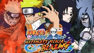 One Tailed Kyuubi Cloak Naruto And CS2 Sasuke Announced On Naruto Shippuden Ultimate Ninja Blazing. Are you excited to see these two in action? praying for b...