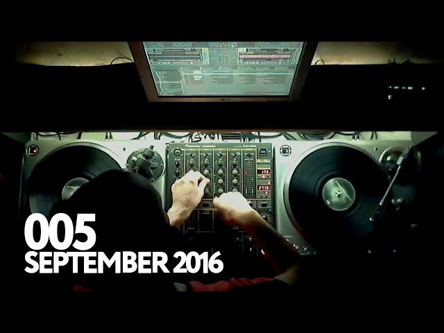 Liquid Drum & Bass Mix September 2016
