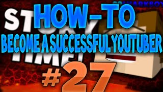 Story Time SPECIAL - How to become SUCCESSFUL on Youtube!