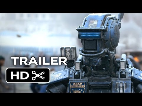 Chappie Official Trailer #1 (2015) – Hugh Jackman, Sigourney Weaver Robot Movie HD