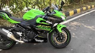 10. 2018 Kawasaki Ninja 400 First Ride Review