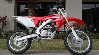 9. 2015 Honda CRF250X