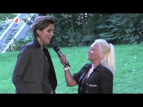 Interview mit Anna-Maria Zimmermann bei Oberhausen Feiert 2015