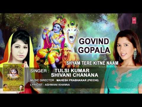Video GOVIND GOPALA GOVIND GOPALA KRISHNA BHAJAN BY TULSI KUMAR,SHIVANI CHANANA I AUDIO SONG I ART TRACK download in MP3, 3GP, MP4, WEBM, AVI, FLV January 2017