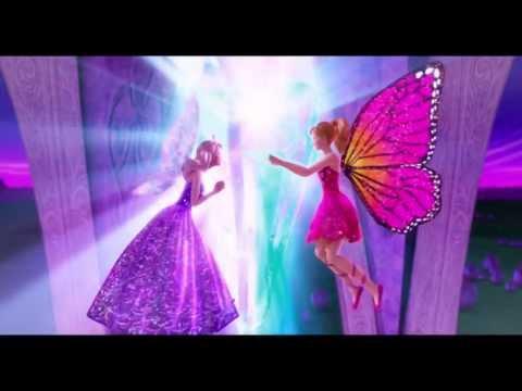 Tráiler de  Barbie Mariposa y la princesa de las hadas  Full HD 1080p